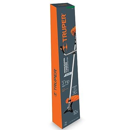 Amazon.com: TRUPER DES-63 Gas-Powered Brushcutter 63cc, Bike Handle. Outdoor Power Equipment. 1 Pack: Home Improvement