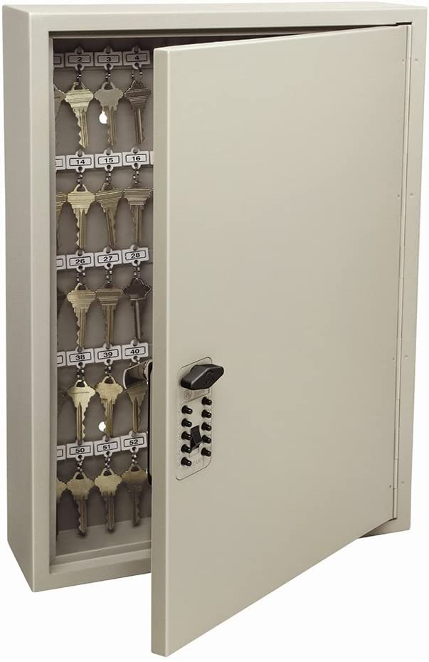Kidde AccessPoint 001796 Combination TouchPoint Entry Key Locker, Clay, 60 Key