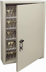 Kidde AccessPoint 001796 Combination TouchPoint Entry Key Locker, Clay, 60 Key