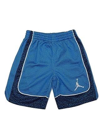 c3e7a69ffc695a Jordan Nike Boys  Elephants Print Dri-Fit Basketball Shorts (Lt Photo Blue)