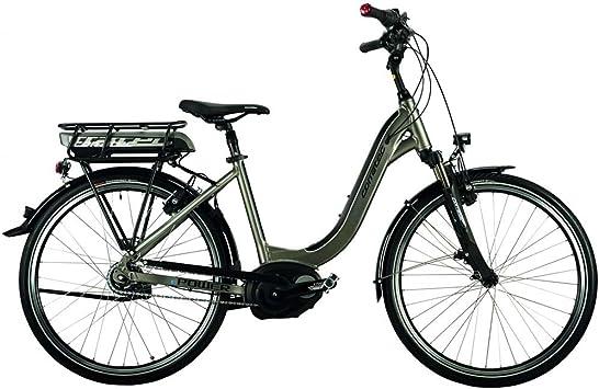 Bicicleta eléctrica urbana, Motor Central, Bosch Active, contrapedal ...