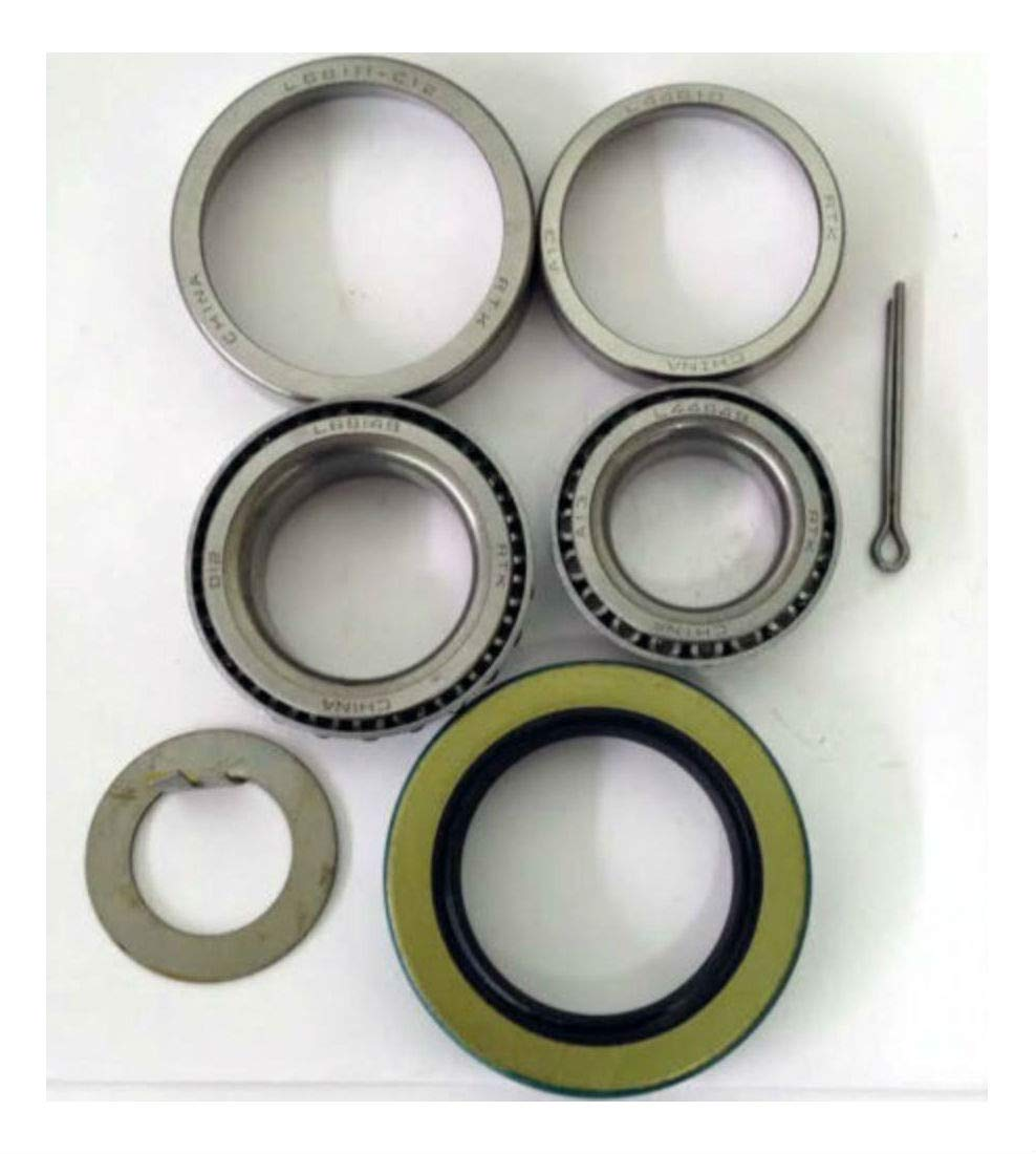 Trailer Bearing Kit for 1-3/8'' x 1-1/16'' Spindle (68149/44649) -2 Wheel Kits by Unknown