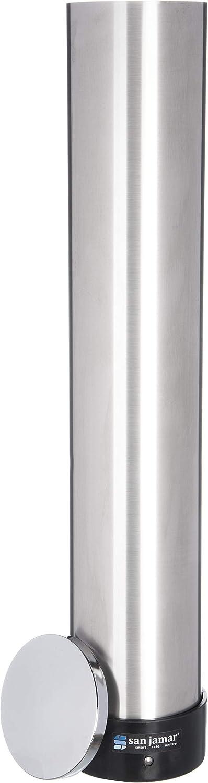 San Jamar c3400p Acero Inoxidable pull-type Dispensador de ...