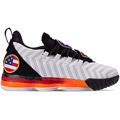 timeless design f1715 1fa2d Amazon.com | Nike Kids' Preschool Kids' Lebron 16 Basketball ...
