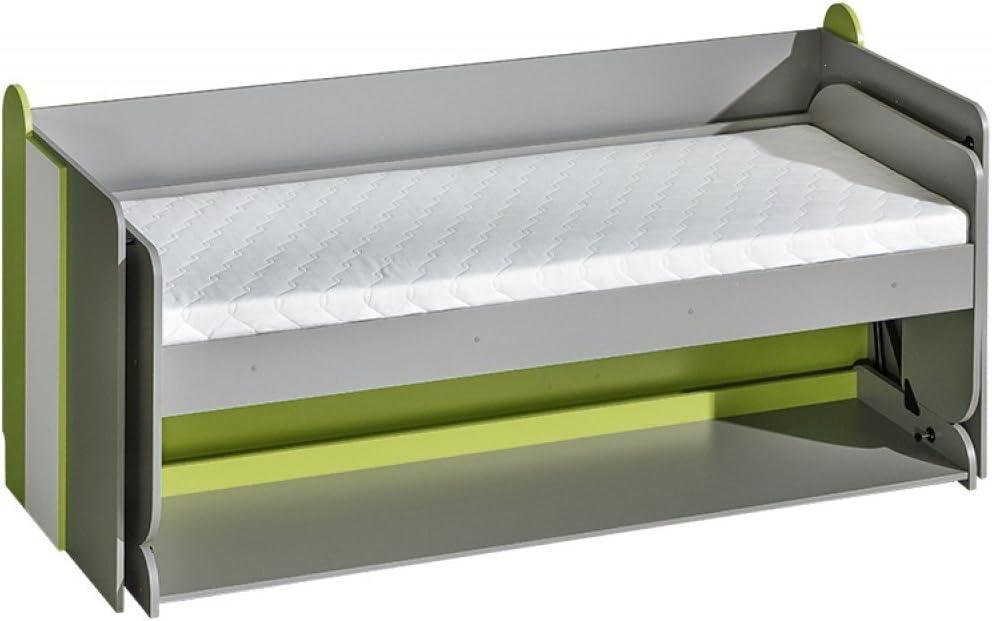 Schrankbett Mit Integriertem Schreibtisch 2021