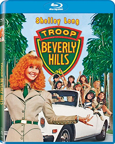 Blu-ray : Troop Beverly Hills (1989) (Ultraviolet Digital Copy, 2 Disc)