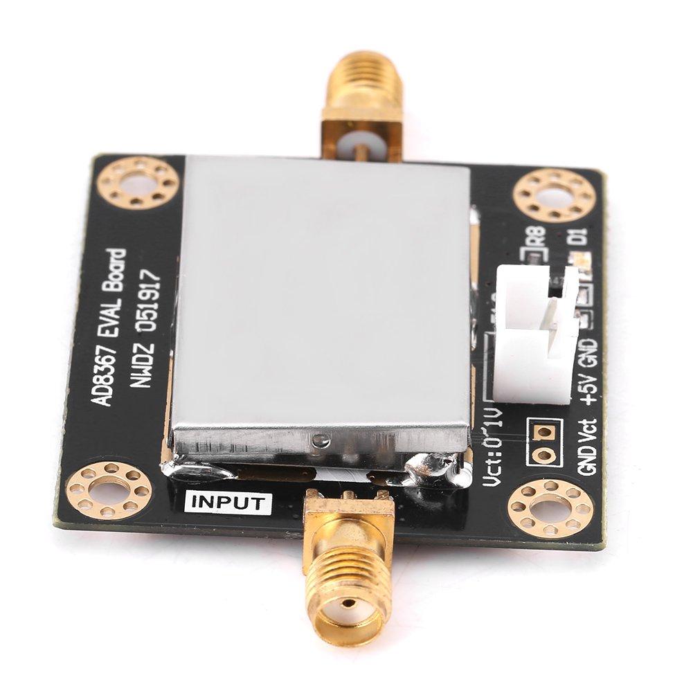 500M AD8367 VGA AGC RF M/ódulo de Amplificador de Bajo Ruido de Ganancia Lineal Variable