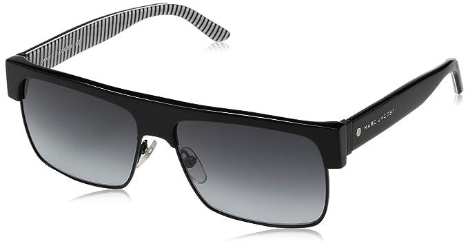 c125b246173 Amazon.com  Marc Jacobs Men s Marc56s Rectangular Sunglasses