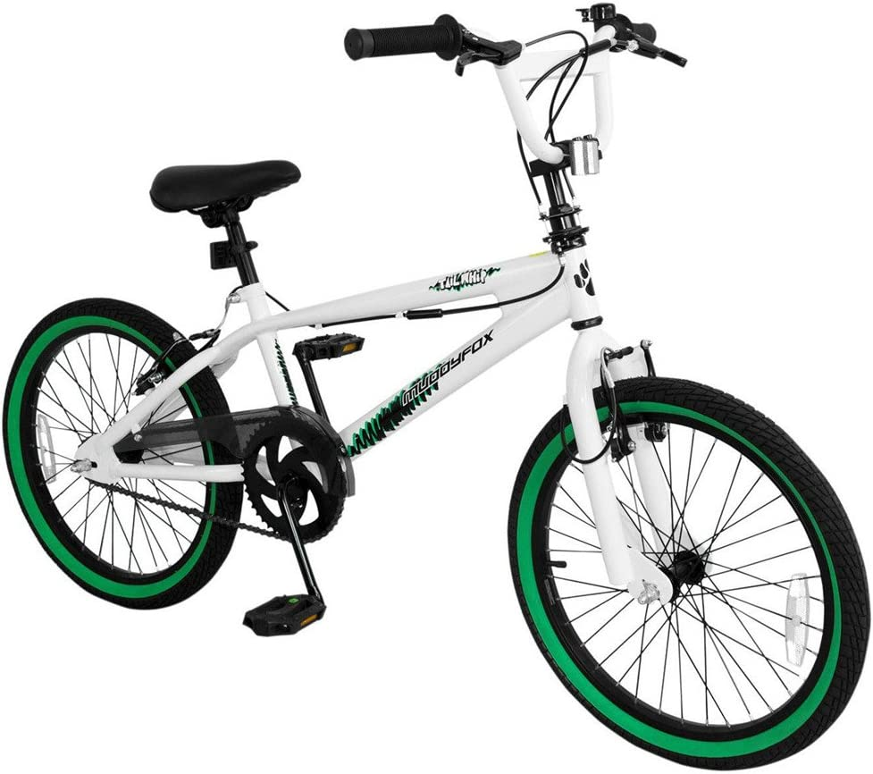 CRAVOG 20 Bicicleta BMX freestyle Whip 360 ° Rotor Sistema ...