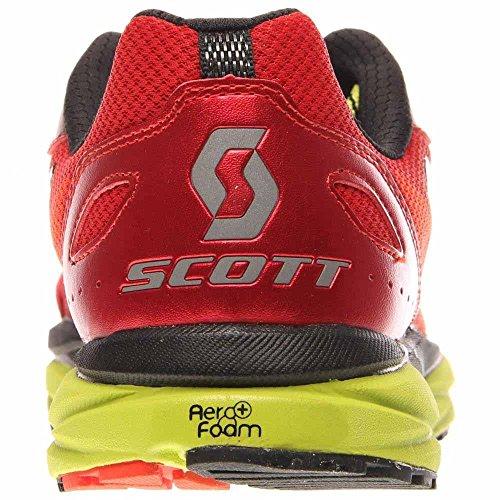 Scott AF + Trainer Red Green 41 Rojo/Verde