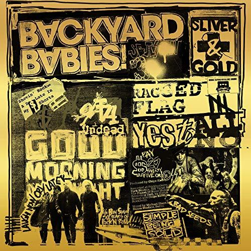 Sliver & Gold (Stores Backyard)