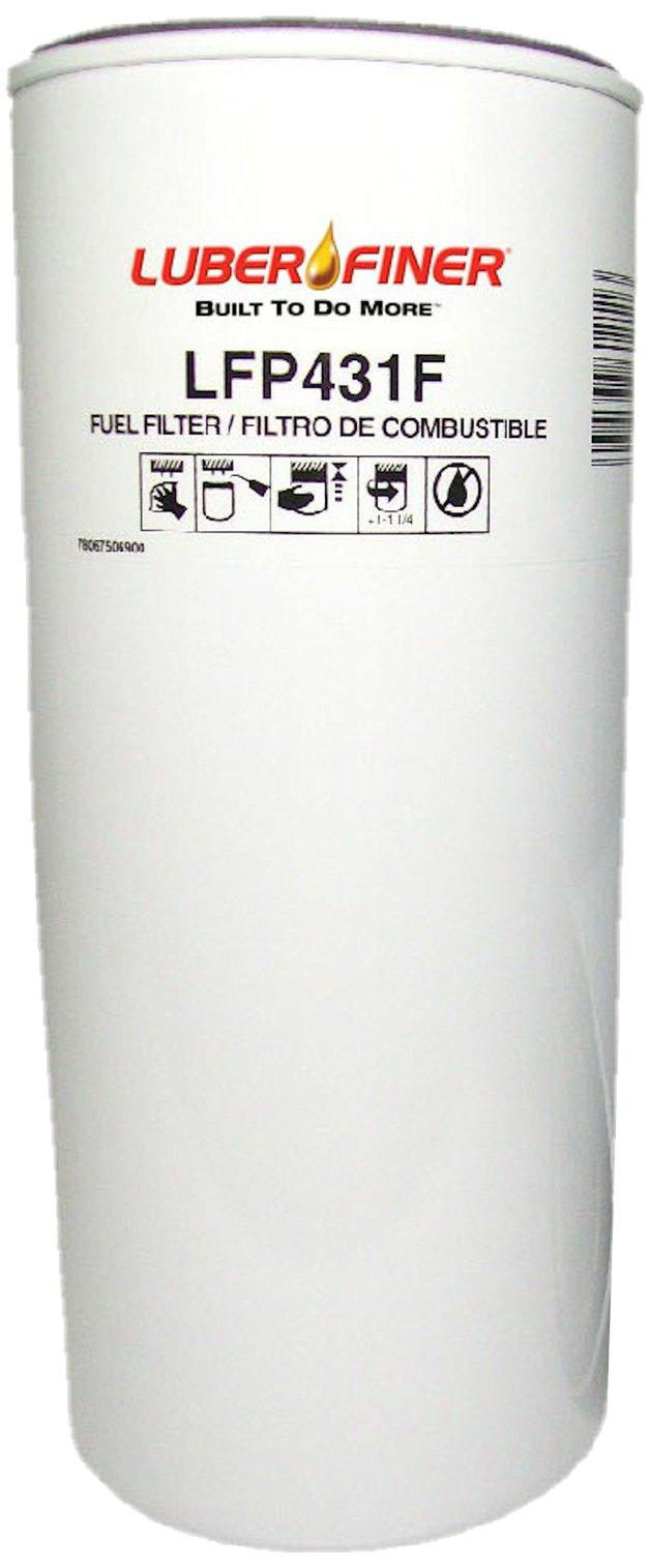 Luber-finer LFP431F-12PK Heavy Duty Fuel Filter, 12 Pack