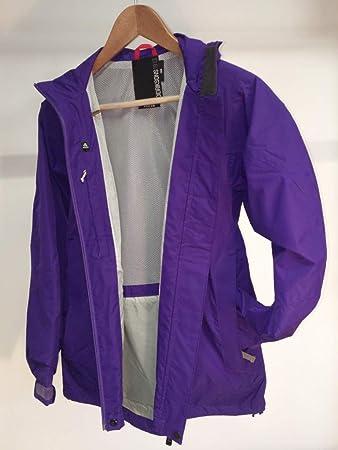 Didriksons Metric Women Jacket lila 36: : Sport