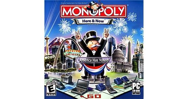 MONOPOLY - HERE AND NOW EDITION [Importación Inglesa]: Amazon.es: Videojuegos