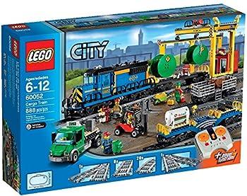 LEGO City Cargo Train Building Toy