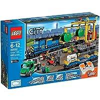 LEGO City Trains Cargo Train 60052 Building Toy