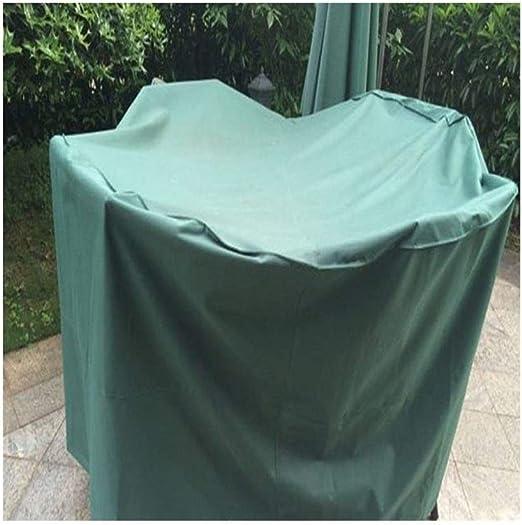 GZHENH Housse Protection Salon De Jardin Housse De Table Ronde Respirant Protection De La Neige Meubles Protection Technologie De Couture Cr/ème Solaire 22 Tailles