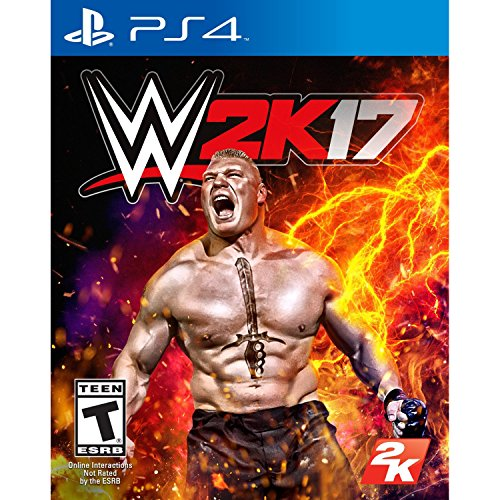 WWE 2K17 - PlayStation 4 - City Mall Stores Creek