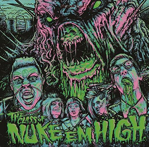 The Class of Nuke 'Em High   [Vinyl + MP3 Dowload Card]