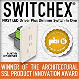 Diode LED DI-24V-SE-60W 24VDC SWITCHEX LED Driver & Dimmer in One 60W 120VAC Input