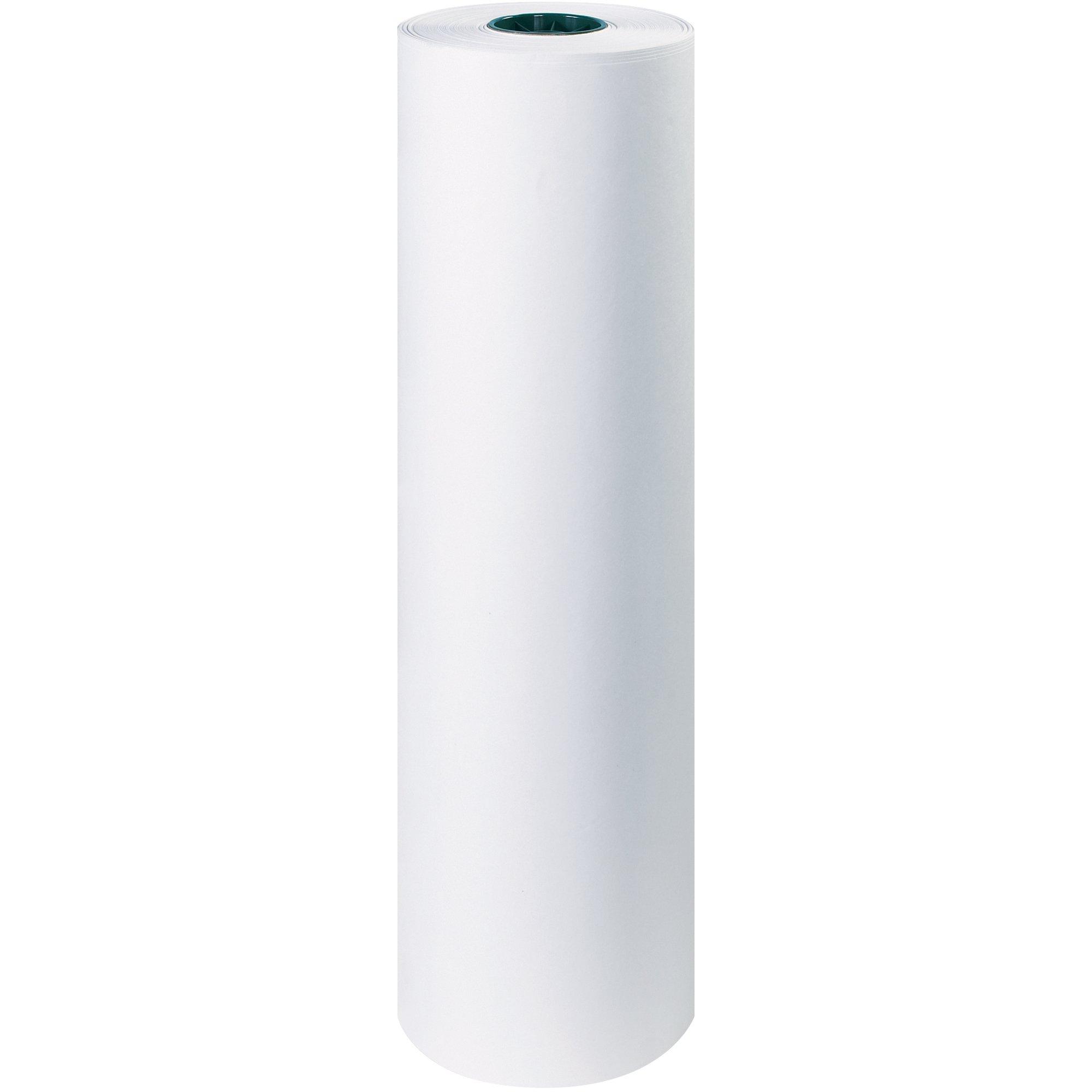 Aviditi Butcher Paper Roll, 1000' L x 30'' W, White (BP3040W)