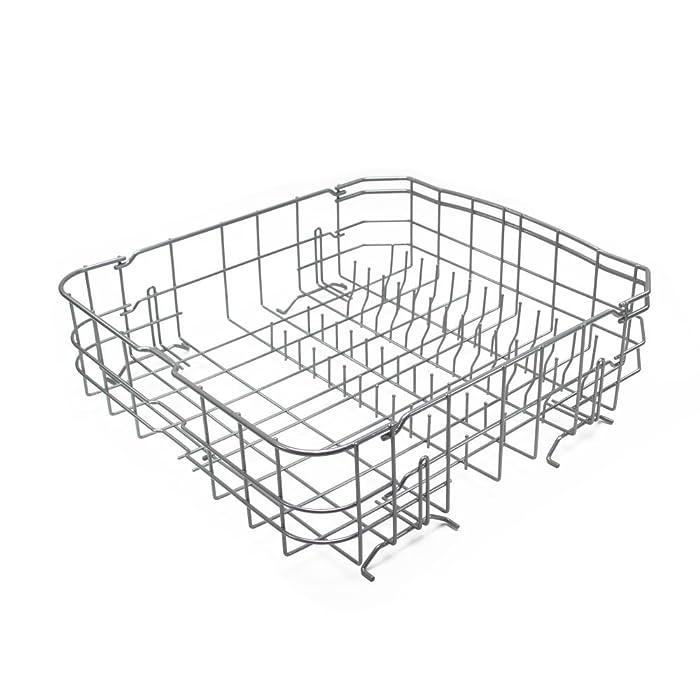 Frigidaire 5304475624 Dishwasher Lower Dishrack Assembly