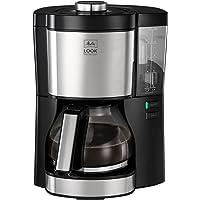 Melitta Look v Perfection 1025-06 kaffebryggare, AromaSelector, automatisk avstängning, svart