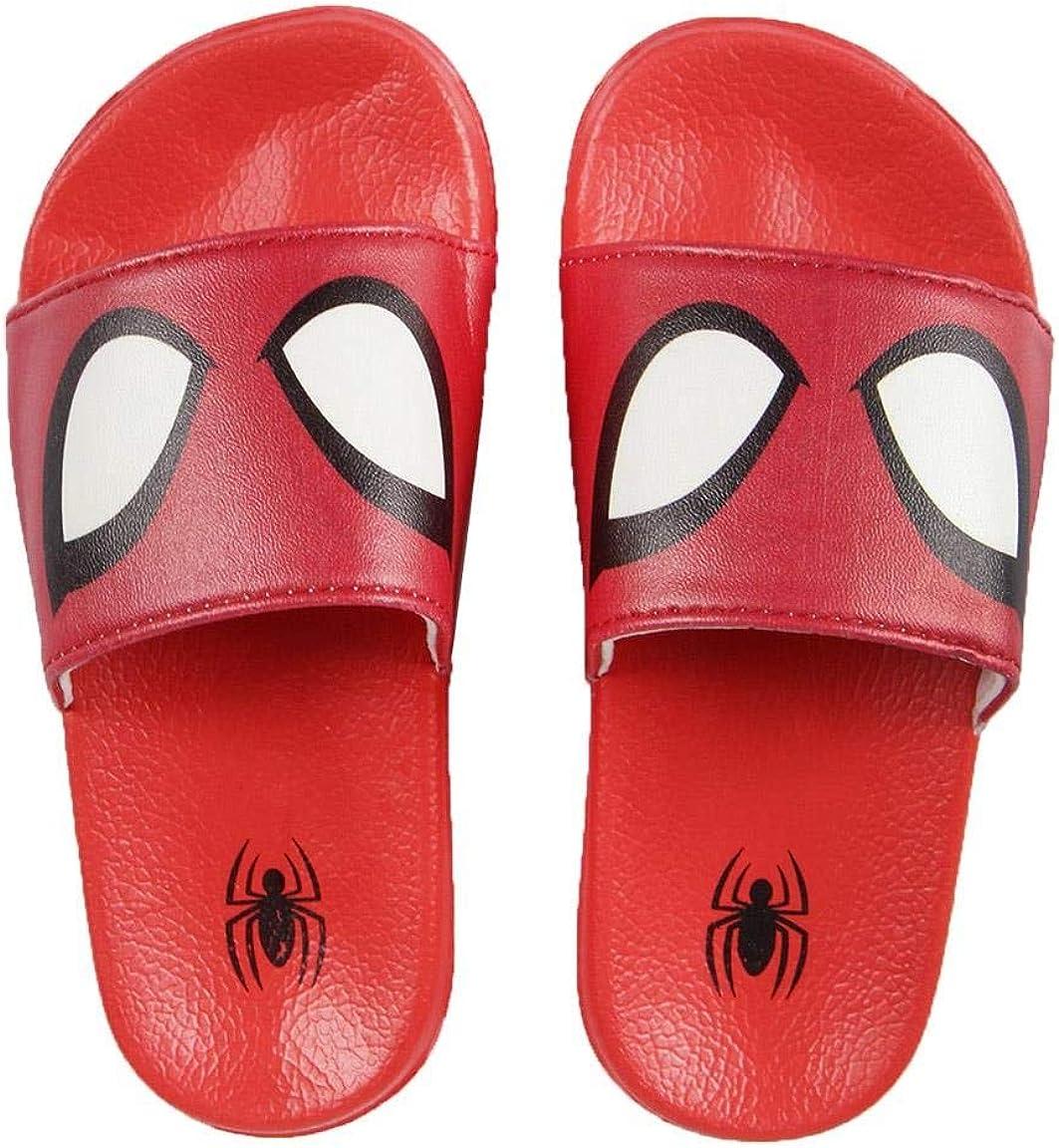 31 EU Multicolore Flip Flop Mixte Enfant Spiderman S0717671