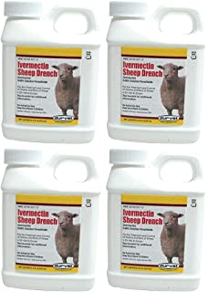 Amazon com : Ivermectin Sheep Drench 8 oz  (Packaging May