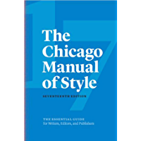 The Chicago Manual of Style (English Edition)
