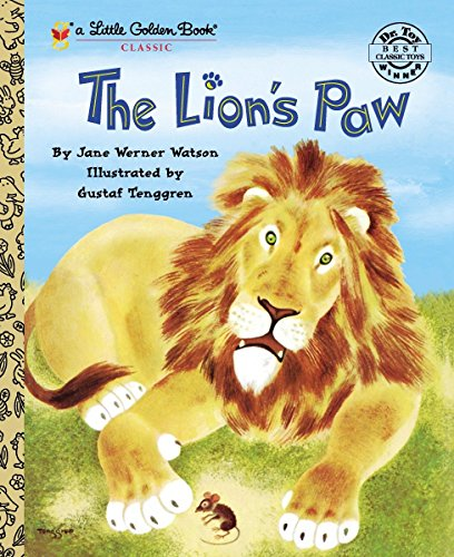 The Lion's Paw (Little Golden Book)