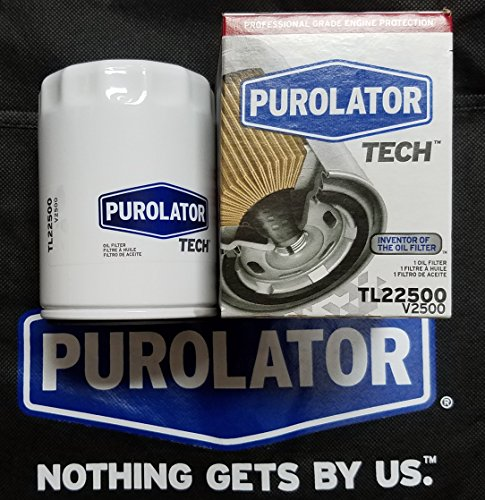 Purolator Tech TL22500 Engine Oil Filter (Pack of 6)