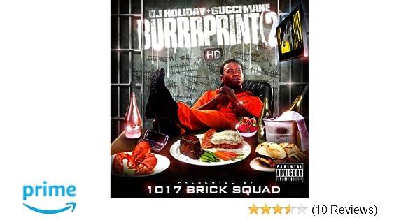 6e5bd39e9172 Gucci Mane - Burrrprint 2 HD - Amazon.com Music