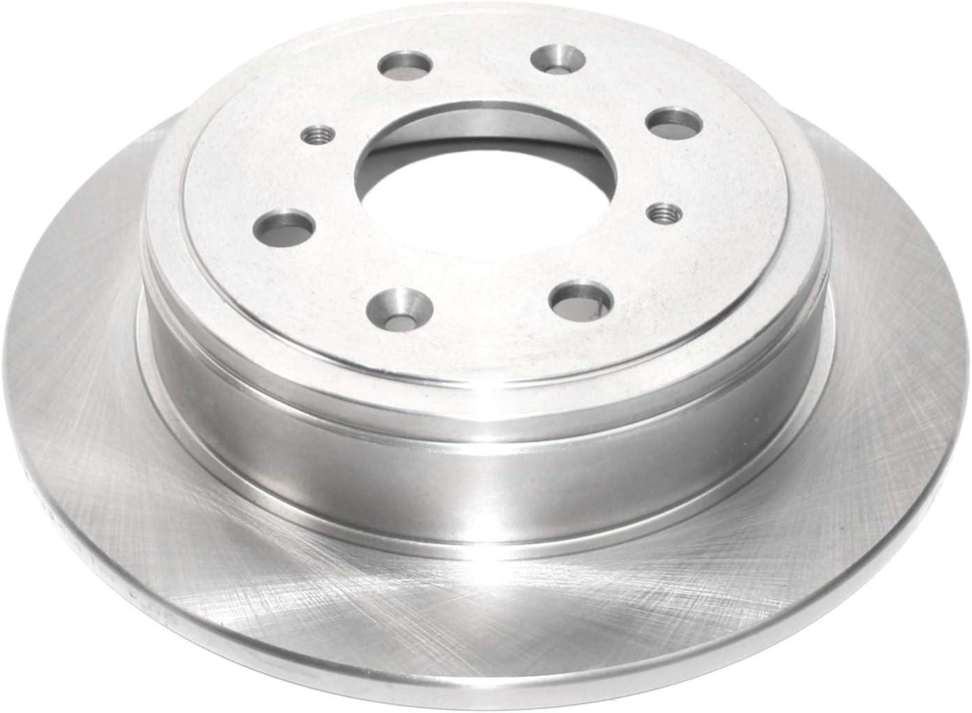 DuraGo BR3489 Rear Solid Disc Brake Rotor