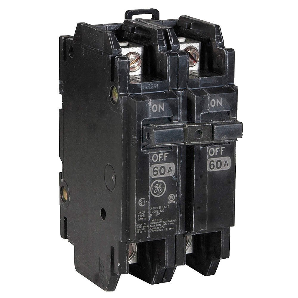 2P Standard Circuit Breaker 60A 120/240VAC