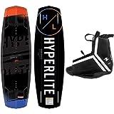 Hyperlite Wakeboard Package Vapor Wakeboard and Agent Wakeboard Bindings