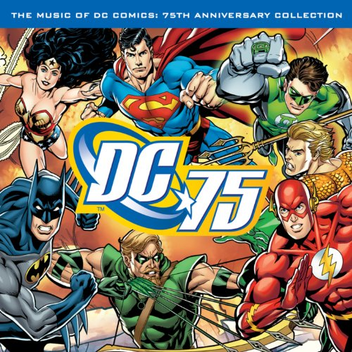 The Music of DC Comics: 75th A...
