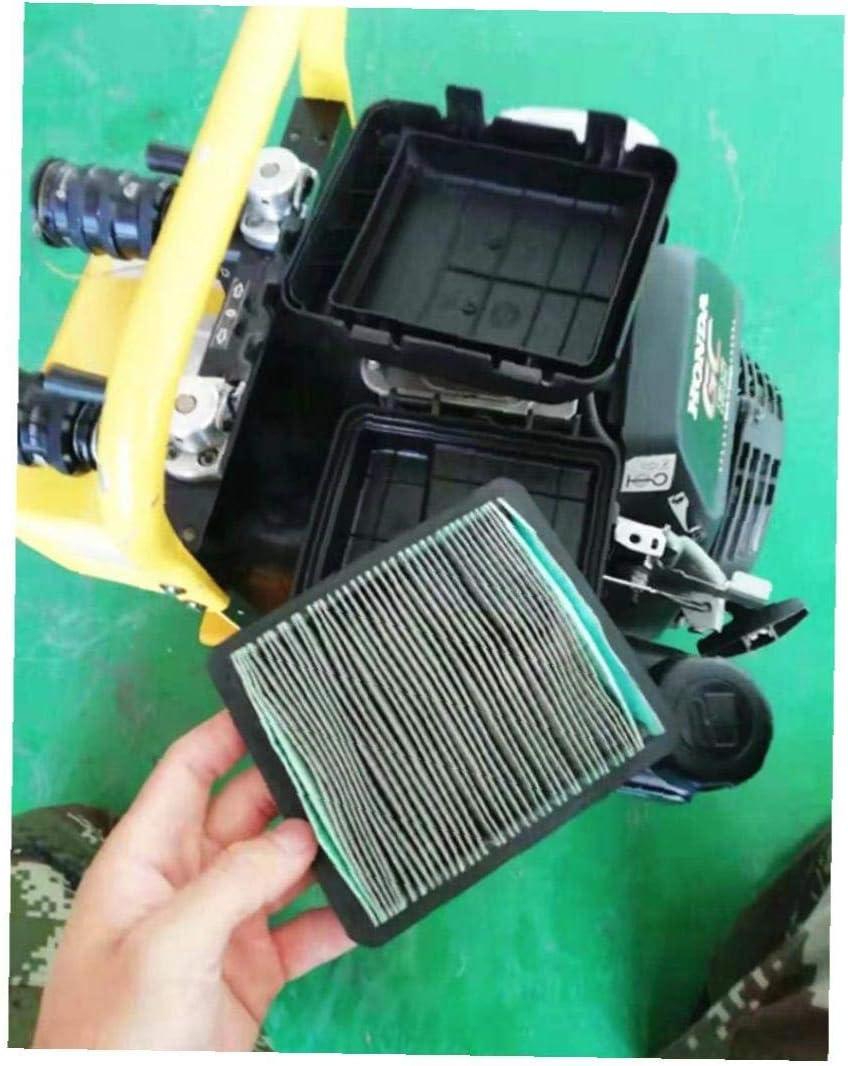 Fit f/ür Honda Motor 17211-ZL8-023 GC135 Gcv135 GC160 GCV160 Gc190 Gcv190 GX100 17211-ZL8-003 17211-Zl8-000 xuew Luftfilter reinigen