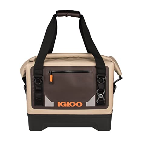 Igloo Welded Sportsmans Duffel Bag - Tan, Black, Orange Bolsa térmica - Bolsas térmicas