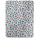 School Painting Fitted Sheet: Queen Luxury Microfiber, Soft, Breathable