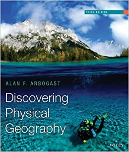 Discovering Physical Geography 3e + WileyPLUS Learning Space Registration Card