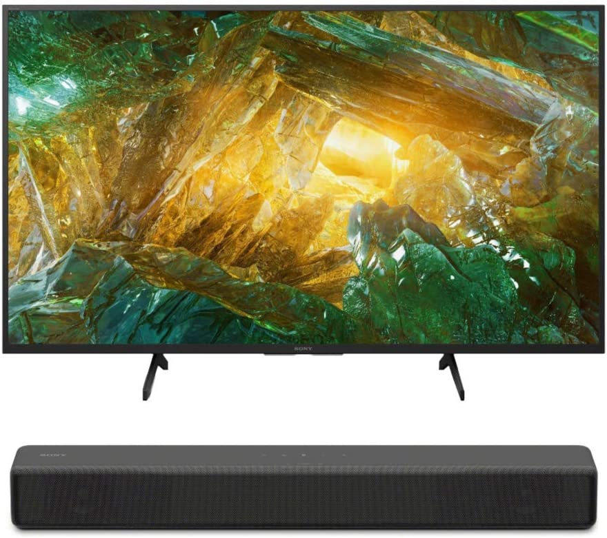 Sony XBR-43X800H 43-Inch LED 4K Ultra HD HDR Android Smart TV (2020...