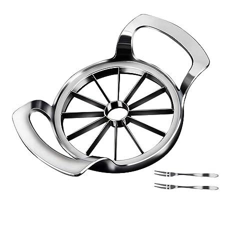 Amazon.com: Cortador de manzanas y cortacésped: Kitchen & Dining