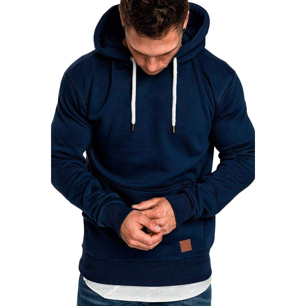 9b155d8e7 Design: Sweatshirt with Adjustable Drawstring Tie/ Pure Block / Loose Fit/  Pullover Style/ Hooded Long Sleeve T shirt/ Soft material/ Casual Style  Hooded ...