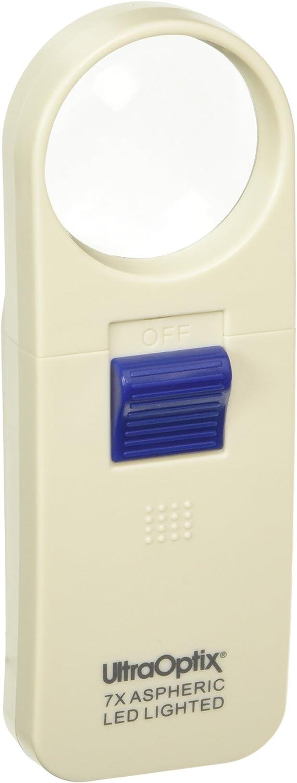 Ultra OPTIX SV-2LP-LED 0 Pock Lighted Magnifier