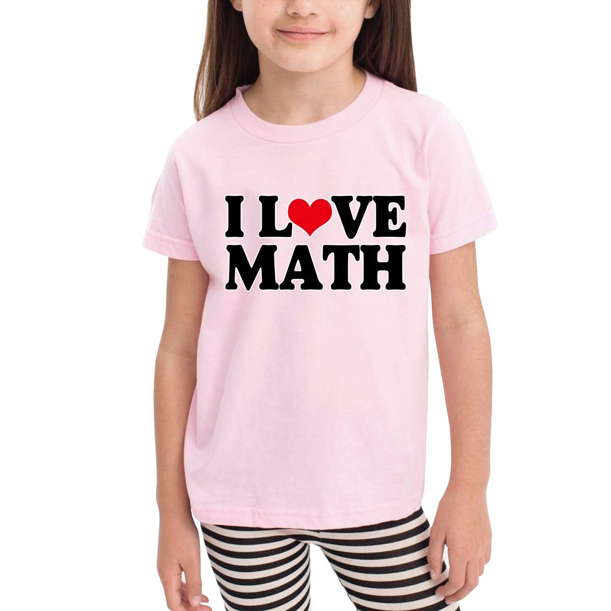 I Love My Wife 2-6 Years Old Children Short-Sleeved T Shirts