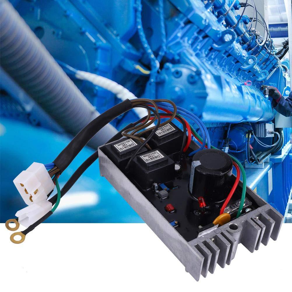 Generator Parts Voltage Regulator AVR for 15KW 3 Phase Generator