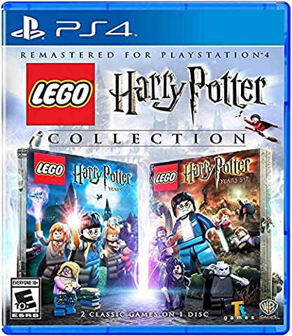 LEGO Harry Potter Collection - PlayStation 4 (Family Guy Lego)