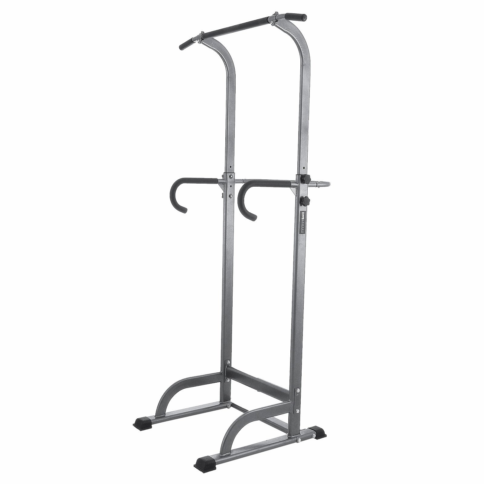Popsport 330/440LBS Power Tower Station Series Multi-Station Power Tower Adjustable Height Dip-Station Workout Pull Up Station for Indoor Home Fitness (MK-4001A Power Tower)