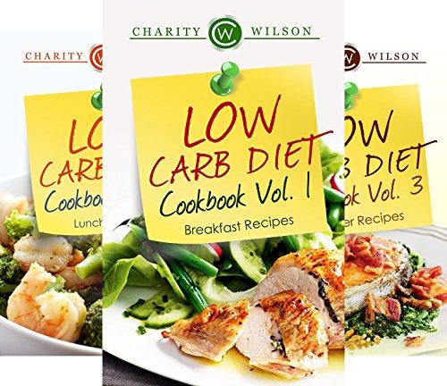 Low Carb Diet (5 Book Series)